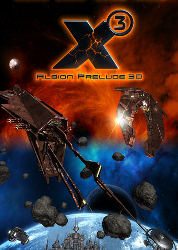 X3: Albion Prelude (DLC) Steam Key GLOBAL