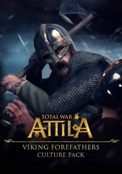 Total War: Attila - Viking Forefathers Culture Pack (DLC) Steam Key GLOBAL