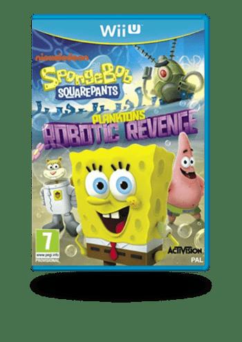 SpongeBob SquarePants: Plankton's Robotic Revenge (Bob Esponja: La Venganza De Plankton) Wii U