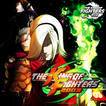Get The King of Fighters 2003 PlayStation 2