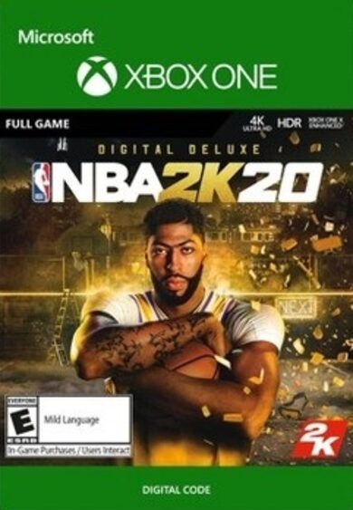 NBA 2K20 (Digital Deluxe Edition) (Xbox One) Xbox Live Key UNITED STATES