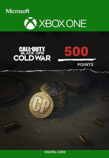 500 Call of Duty: Black Ops Cold War Points XBOX LIVE Key GLOBAL