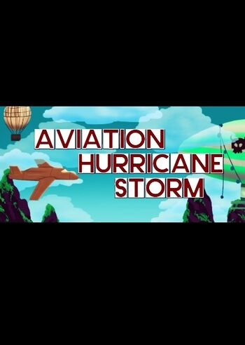 Aviation Hurricane Storm Steam Key GLOBAL