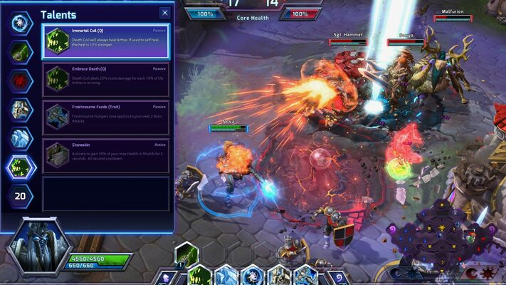 Buy Heroes of the Storm - Golden Tiger Mount (DLC) Battle net Key EUROPE |  ENEBA