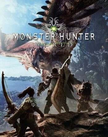 Monster Hunter: World (Pre-purchase Edition) Steam Key GLOBAL