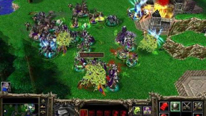 Warcraft 3: The Frozen Throne Battle net Key GLOBAL