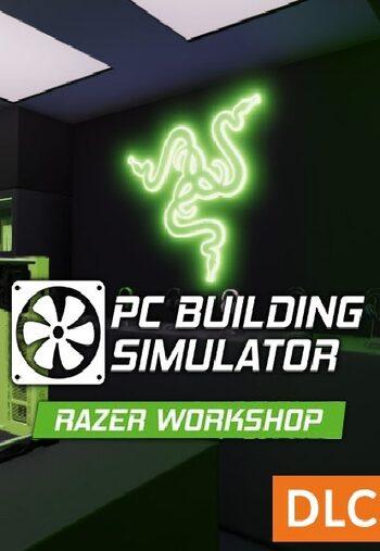 PC Building Simulator - Razer Workshop (DLC) Steam Key GLOBAL