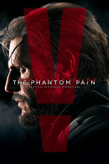 Metal Gear Solid V: The Phantom Pain Steam Key EUROPE