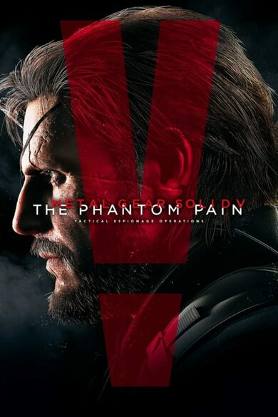 Metal Gear Solid V: The Phantom Pain Steam Clave EUROPA