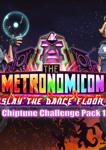 The Metronomicon - Chiptune Challenge Pack 1 (DLC) Steam Key GLOBAL