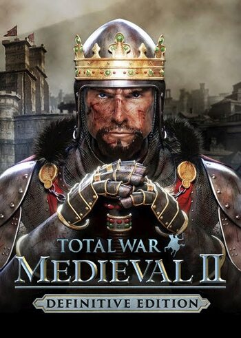 Total War: MEDIEVAL II Definitive Edition Steam Key EUROPE