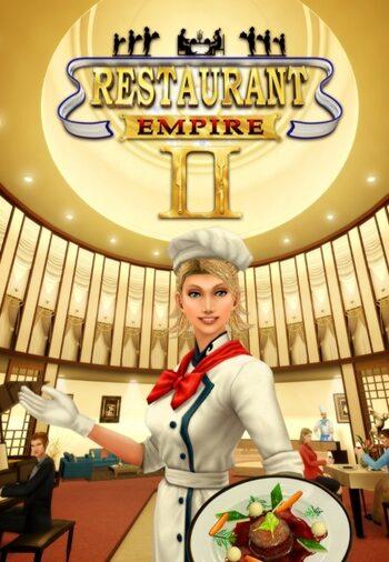 Restaurant Empire 2 Steam Key GLOBAL