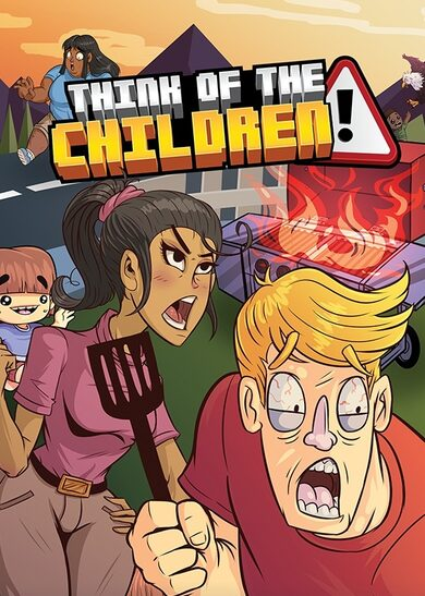 Think of the Children Steam Key GLOBAL