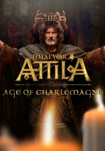 Total War: Attila - Age of Charlemagne Campaign Pack (DLC) Steam Key GLOBAL