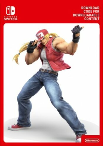 Super Smash Bros. Ultimate - Challenger Pack 4: Terry Bogard Nintendo Switch Key EU