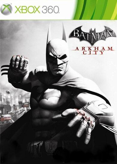 Batman: Arkham City - Xbox 360 Xbox Live Key GLOBAL