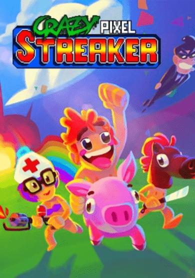 Crazy Pixel Streaker Steam Key EUROPE