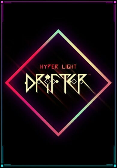 Hyper Light Drifter Steam Key GLOBAL