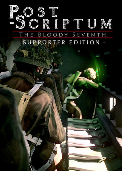 Post Scriptum (Supporter Edition) uncut Steam Key GLOBAL