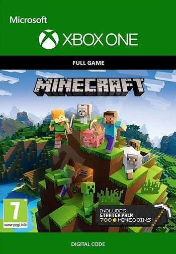 Minecraft Starter Collection (Xbox One) Xbox Live Key EUROPE