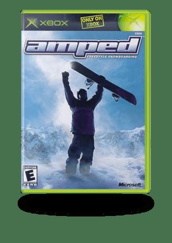 Amped: Freestyle Snowboarding Xbox