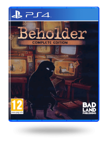 Beholder Complete Edition PlayStation 4