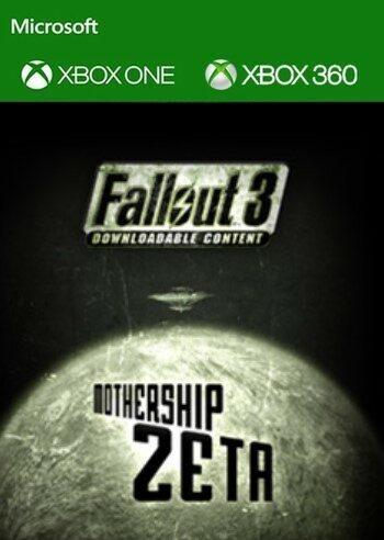 Fallout 3 - Mothership Zeta (DLC) XBOX LIVE Key GLOBAL