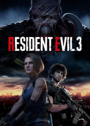Resident Evil 3 clé Steam GLOBAL