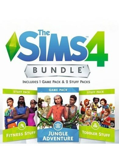 The Sims 4 - Bundle Pack 6 (DLC) Origin Key GLOBAL