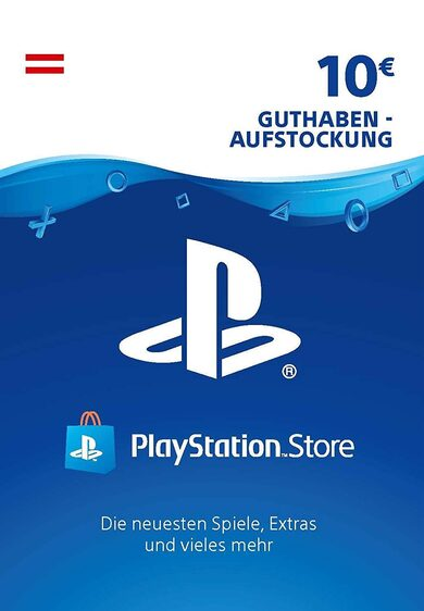 PlayStation Network Card 10 EUR (AT) PSN Key AUSTRIA