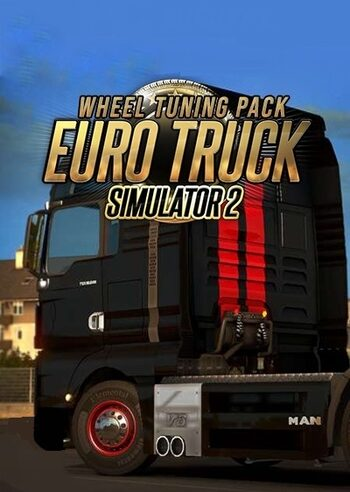 Euro Truck Simulator 2 - Wheel Tuning Pack (DLC) Steam Key GLOBAL