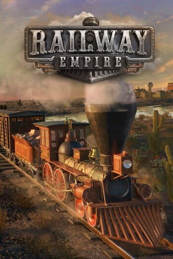 Railway Empire Steam Key EUROPE
