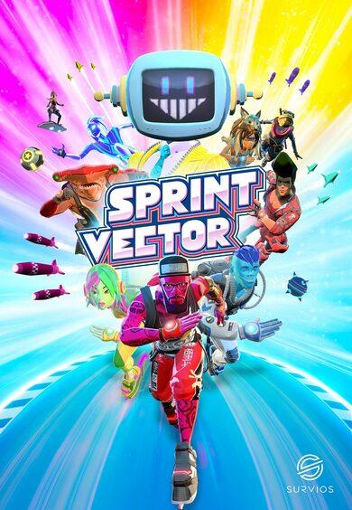 Sprint Vector [VR] Steam Key GLOBAL