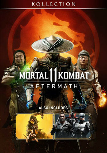Mortal Kombat 11: Aftermath Kollection Steam Key GLOBAL