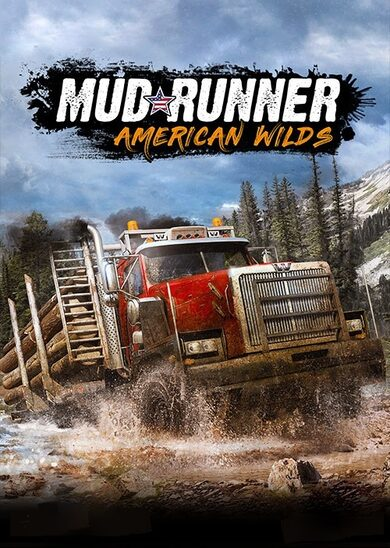 MudRunner (American Wilds Edition) Steam Key  GLOBAL