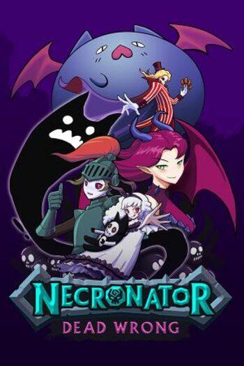 Necronator: Dead Wrong Steam Key GLOBAL