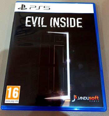 Evil Inside PlayStation 5
