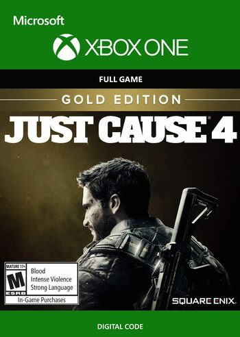Just Cause 4 (Gold Edition) XBOX LIVE Key UNITED STATES