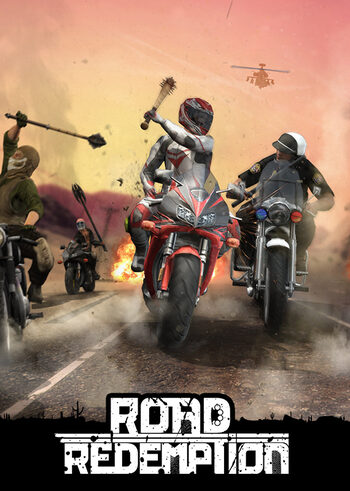 Road Redemption Steam Key GLOBAL