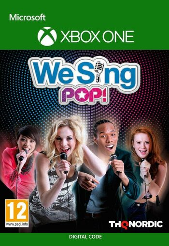We Sing Pop XBOX LIVE Key UNITED STATES