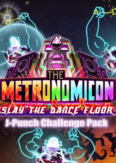 The Metronomicon - J-Punch Challenge Pack (DLC) Steam Key GLOBAL
