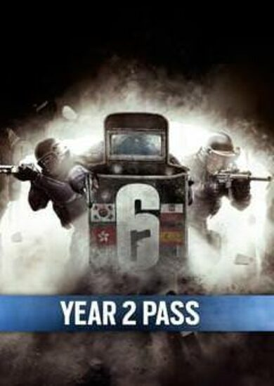 Tom Clancy's Rainbow Six: Siege - Season Pass Year 2 (DLC) Uplay Key GLOBAL