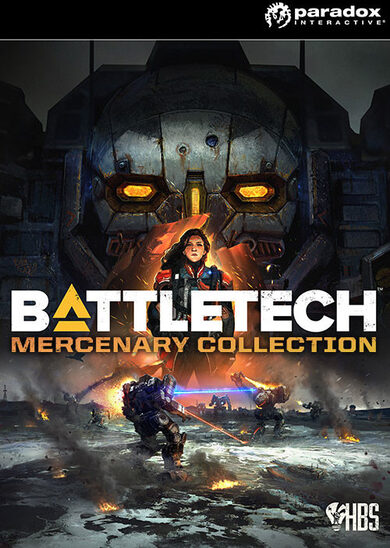 BattleTech Mercenary Collection Steam Key GLOBAL фото