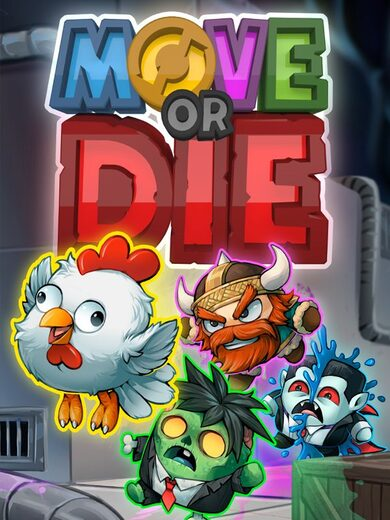 Move or Die Steam Key GLOBAL