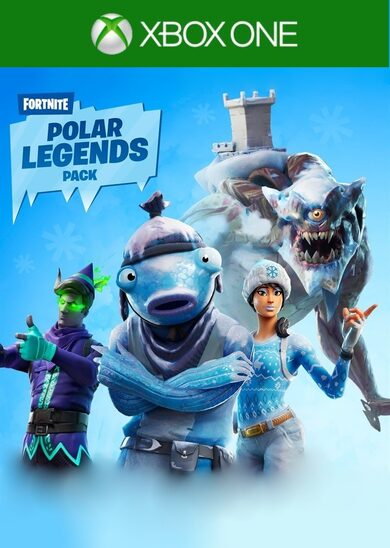 Fortnite - Polar Legends Pack (Xbox One) Xbox Live Key UNITED STATES