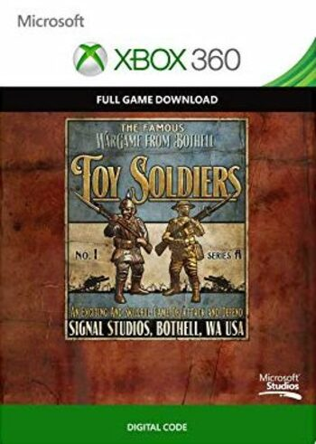 Toy Soldiers (Xbox 360/Xbox One) Xbox Live Key GLOBAL