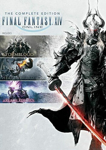 Final Fantasy XIV (Complete Edition 2013) Mog Station Key EUROPE