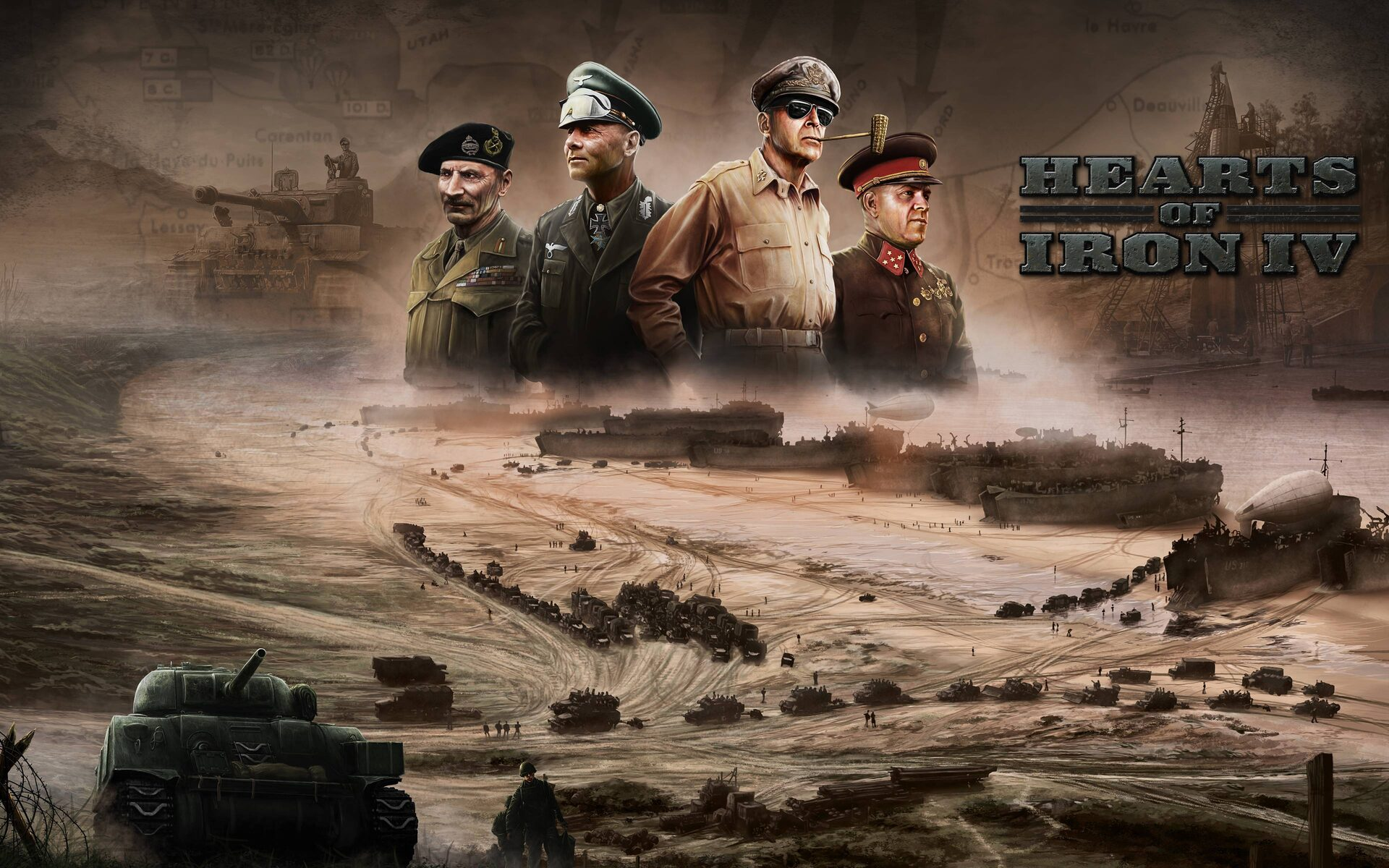 Hearts Of Iron Iv Colonel Edition Steam Key Global