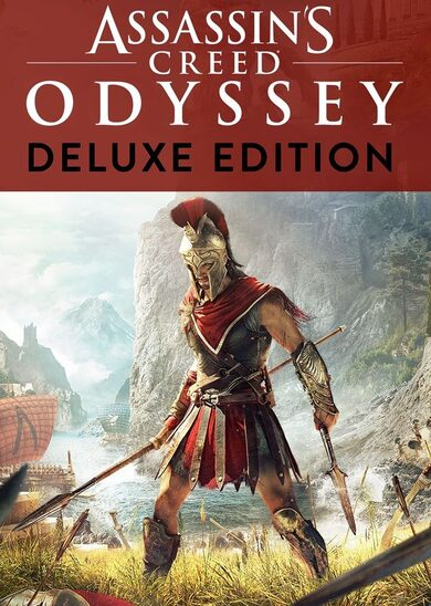 Assassin's Creed: Odyssey (Deluxe Edition) Uplay Key EUROPE