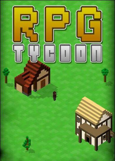 RPG Tycoon + Soundtrack Steam Key GLOBAL